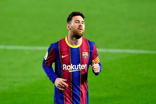 ESQUENTOU - Perguntado sobre a renovação de contrato de Lionel Messi, Joan Laporta, presidente do Barcelona, afirmou estar tranquilo. Segundo o