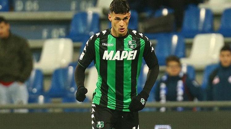 ESQUENTOU - Por fim,  a Juventus também analisa Gianluca Scamacca, como informa o