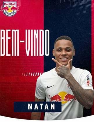 ESQUENTOU - Recém negociado com o Red Bull Bragantino, Natan foi emprestado pelo Flamengo e assinou um vínculo até janeiro de 2022. Mas o mercado segue atento aos seus passos, inclusive o internacional. De acordo com o jornal catalão