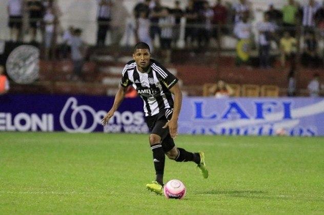 ESQUENTOU - Segundo informações de veículos tanto de Goiás como de Santa Catarina, o zagueiro/volante Pereira está em fase avançada de negociação para deixar o Figueirense para reforçar uma equipe da Série A do Brasileirão, o Atlético-GO.