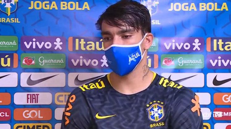 ESQUENTOU - Segundo o Defensa Central, o Real Madrid começou a observar o brasileiro Lucas Paquetá e pode pensar em uma contratação no futuro.