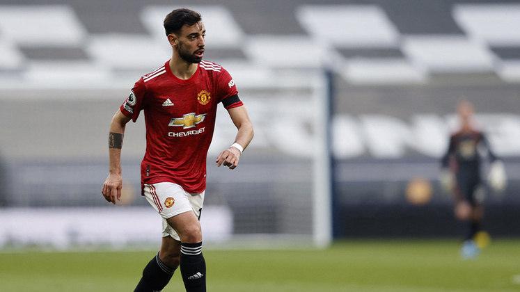 ESQUENTOU - Segundo o jornalista Fabrizio Romano, o Manchester United trabalha para renovar o contrato de Bruno Fernandes. O assunto é tratado como prioridade máxima dentro do clube.