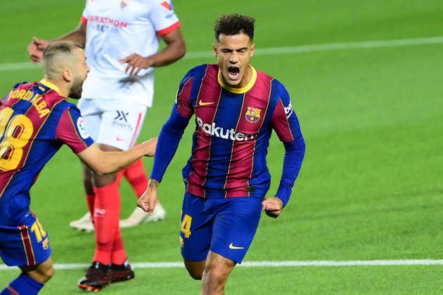 ESQUENTOU - Sem espaço no Barcelona, Philippe Coutinho deve deixar o clube catalão, que visa diminuir os salários da equipe. Segundo o