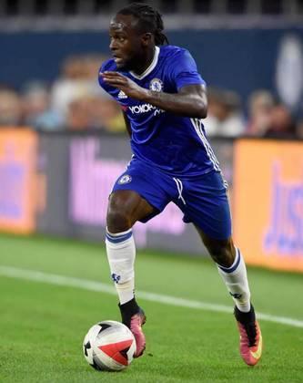 ESQUENTOU - Sem espaço no Chelsea, Moses deve ser novamente emprestado pelo clube inglês, dessa vez para o Spartak Moscou.