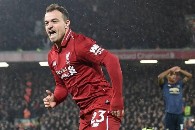 ESQUENTOU - Shaqiri, meio-campista do Liverpool, afirmou publicamente ter o desejo de deixar os Reds nesta janela de transferências. Em entrevista ao