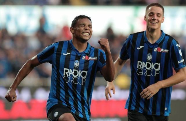 ESQUENTOU - Vivendo grande fase na Atalanta, Luis Muriel atraiu o interesse da Inter de Milão, que pode pensar em contratar o colombiano na próxima temporada por cerca de 30 milhões de euros, de acordo coma Gazzetta dello Sport.