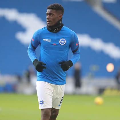 ESQUENTOU - Yves Bissouma, meio-campista do Brighton, pediu para deixar a equipe no final da temporada, segundo o