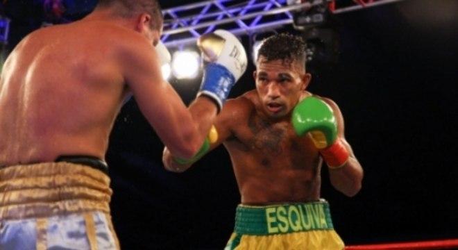 Esquiva em ação no Boxing For You (Foto: Mário Palhares)