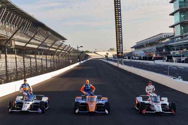 Está perdido com a edição 2020 das 500 Milhas de Indianápolis? Confira o grid de largada e a pintura de cada carro: