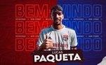 Esta semana o Lyon anunciou a chegada do meia Lucas Paquetá. O jogador vai se juntar a uma lista de brasileiros que já vestiram a camisa do clube francês. E a relação conta com atletas que marcaram época naquele time. O MAIS QUE UM JOGO vai relembrar alguns dos brasileiros que passaram pelo Lyon. (Por MAIS QUE UM JOGO)