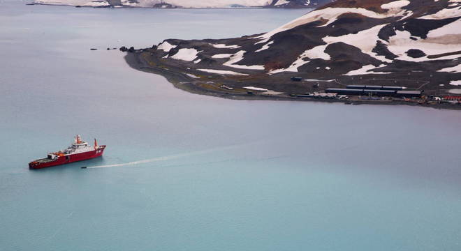 Base brasileira na Antártica foi reinaugurada em janeiro deste ano