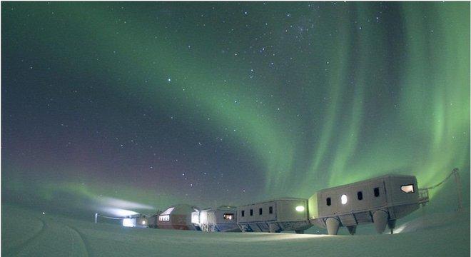 Missão do Reino Unido na Antártida está reduzindo pesquisas por causa do coronavírus