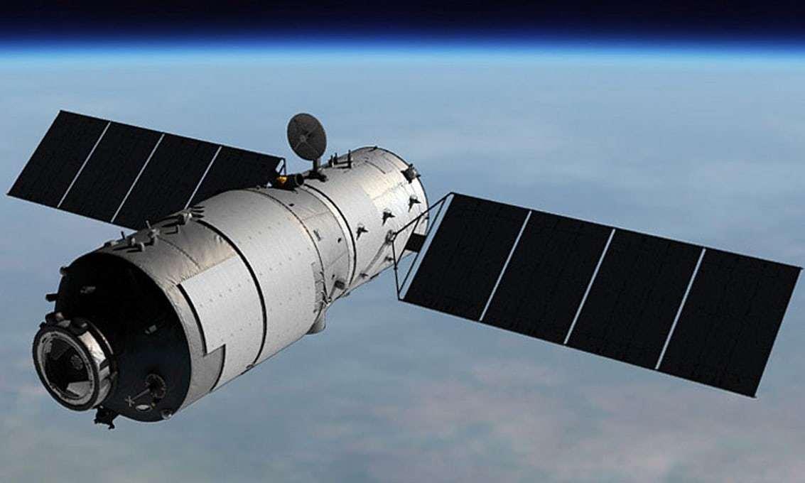Estação espacial chinesa vai colidir com a Terra nos próximos dias