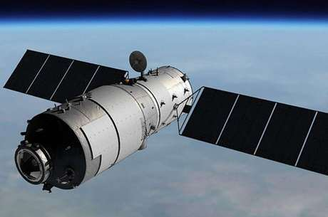 Módulo chinês está a 241 km da Terra