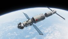 China se prepara para lançar 1ª tripulação à nova estação espacial