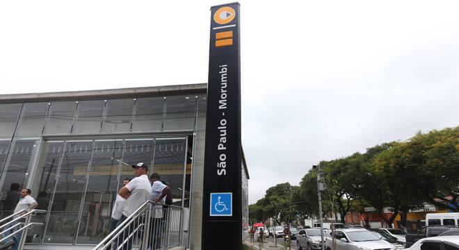 Estação São Paulo-Morumbi, da Linha 4-Amarela inaugura com oito anos de atraso