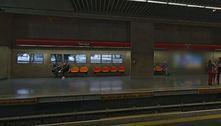Circulação de trens para por 3h30 nas estações Brás e Tatuapé em SP
