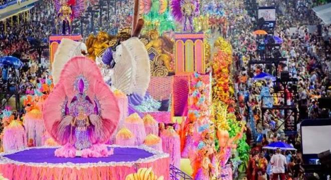 Estácio de Sá é a campeã da série A do Carnaval 2019