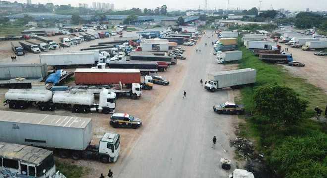 Operação Terrão mobilizou a PRF, o MPE e a Polícia Militar