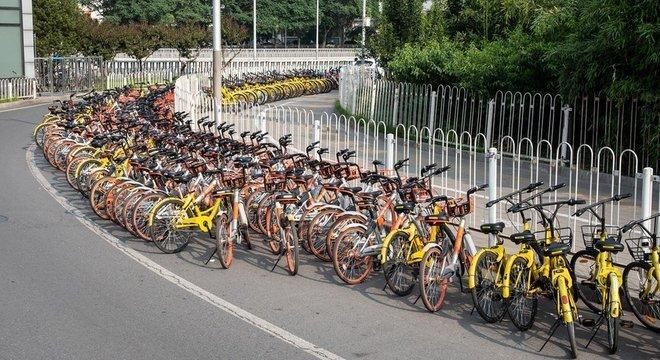 A ascensão do sistema de compartilhamento de bicicletas mostrou o potencial de investimentos em opções alternativas de mobilidade