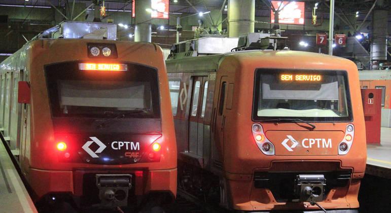 CPTM retoma operações após dia de greve em três linhas