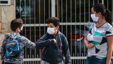Governo de SP diz que abriu 85% de escolas; 7 fecham por infecção