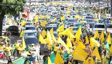 Manifestações por voto impresso ocorrem em várias regiões do Brasil