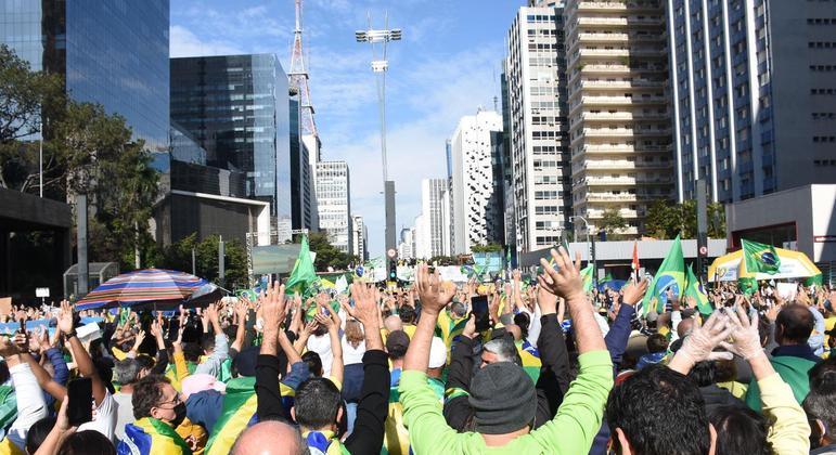 Em carta, líderes mundiais repudiam manifestações contra o STF e Congresso