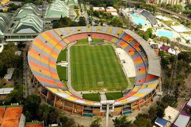 Estádio Atanasio Girardot - Medellín, Colômbia - Inscrito para a final da Libertadores de 2023 e da Copa Sul-Americana de 2023