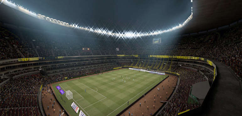 Estadio Azteca - México