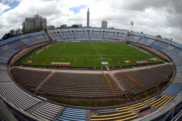 Estádio Centenario - Montevidéu, Uruguai - Inscrito para a final da Libertadores de 2022