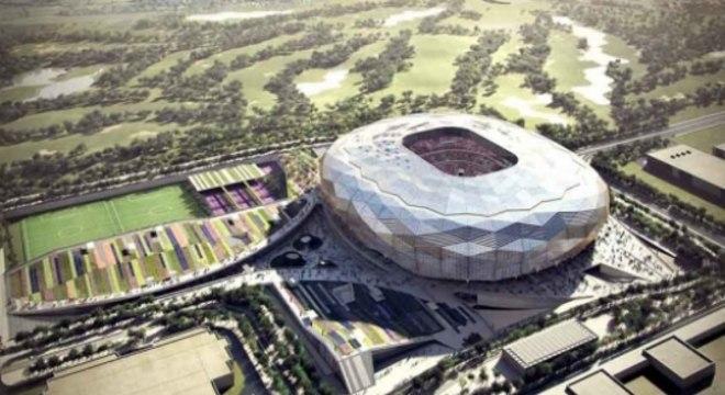 Estádio Cidade da Educação - Qatar