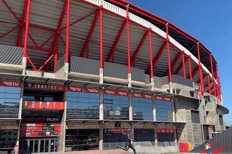 Benfica é um dos clubes investigados