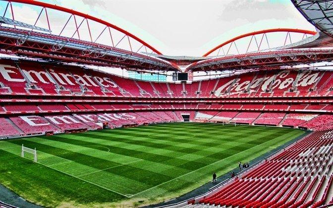 26 - Estádio da Luz - Benfica (Portugal)