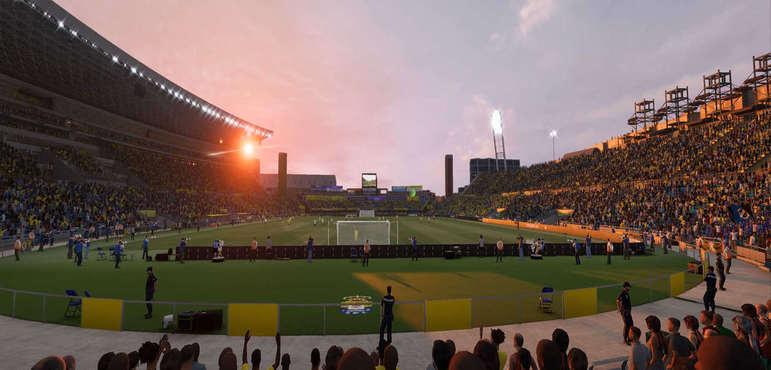 Estadio de Gran Canaria - Espanha