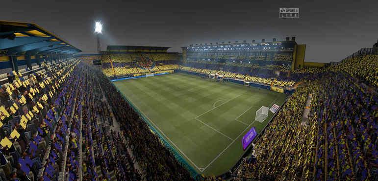 Estadio de La Cerâmica - Espanha