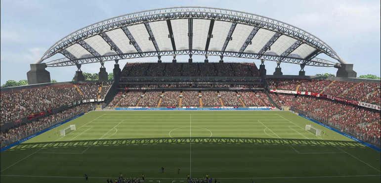 Estadio de Las Artes - Genérico