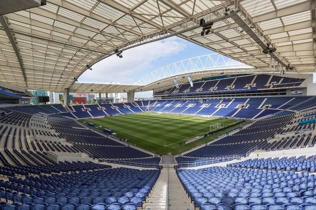 Estádio do Dragão - Portugal (imagem não disponível)