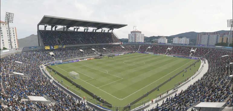 Estadio El Medio - Genérico