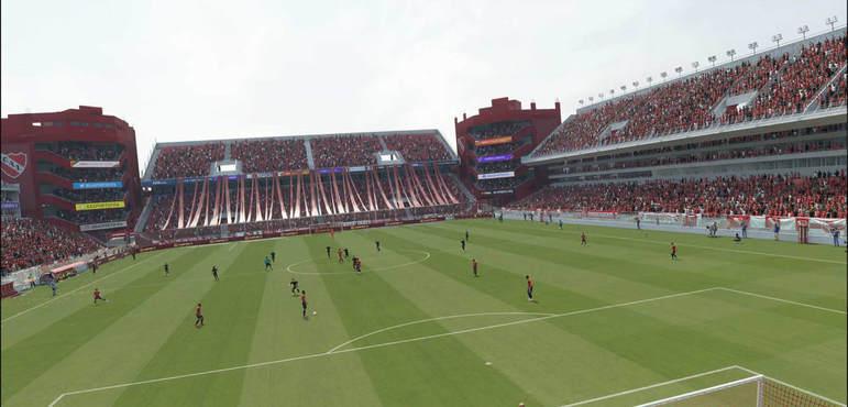 Estadio Libertadores de América - Argentina