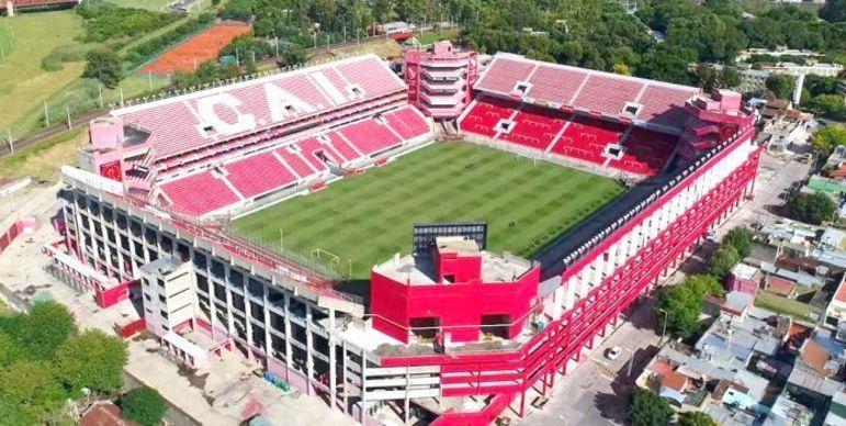 Estádio Libertadores de América - Avellaneda, Argentina - Inscrito para a final da Libertadores e da Sul-Americana de 2021, 2022 e 2023