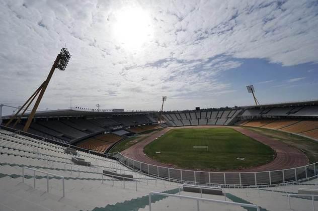 Estádio Mario Alberto Kempes - Córdoba, Argentina - Inscrito para a final da Libertadores de 2021, 2022 e 2023; e da Sul-Americana de 2022 e 2023