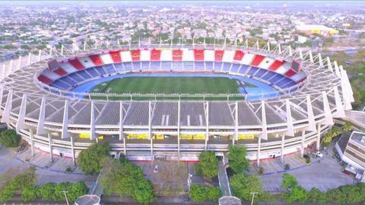 Estádio Metropolitano Roberto Meléndez - Barranquilla, Colômbia - Inscrito para a final da Libertadores de 2023