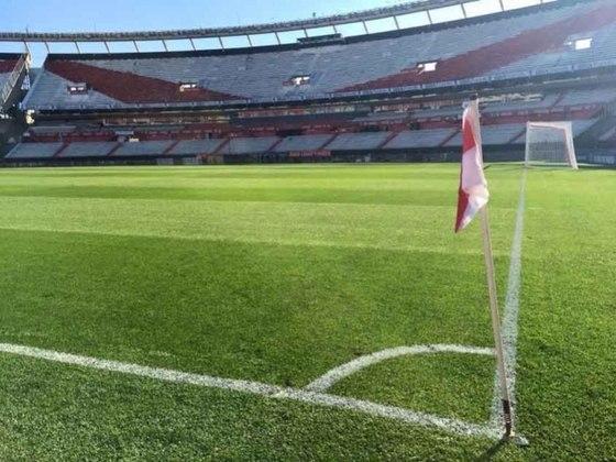 Estádio Monumental Antonio Vespucio Liberti (Monumental de Núñez) - Buenos Aires, Argentina - Inscrito para a final da Libertadores e da Sul-Americana de 2021, 2022 e 2023
