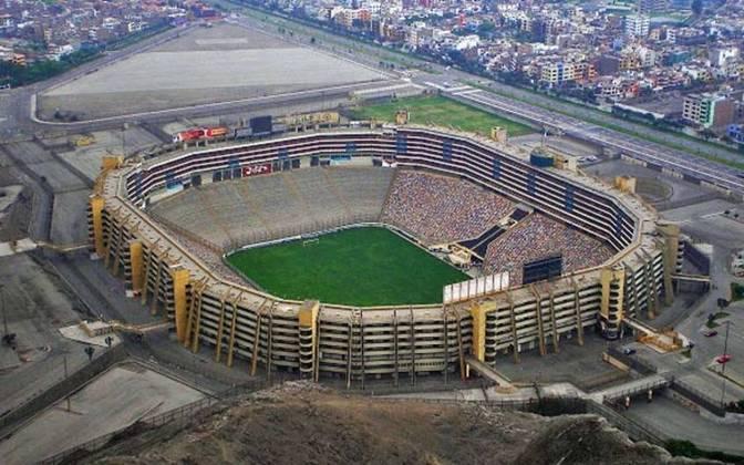 Estádio Monumental de Lima - Lima, Peru - Inscrito para a final da Libertadores e da Sul-Americana de 2022 e 2023