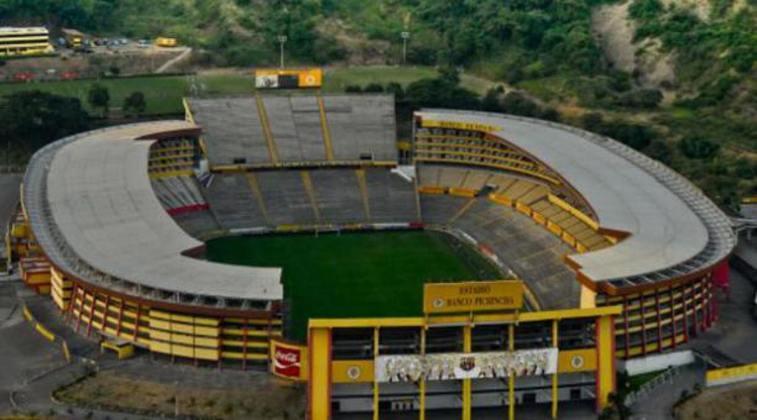 Estádio Monumental Isidro Romero Carbo - Guayaquil, Equador - Inscrito para a final da Libertadores de 2021, 2022 e 2023