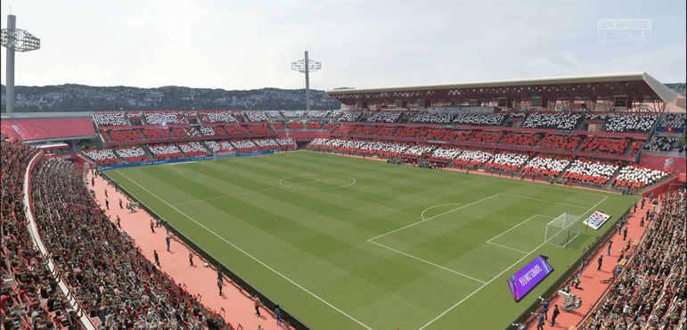 Estadio Nuevo Los Cármenes - Espanha