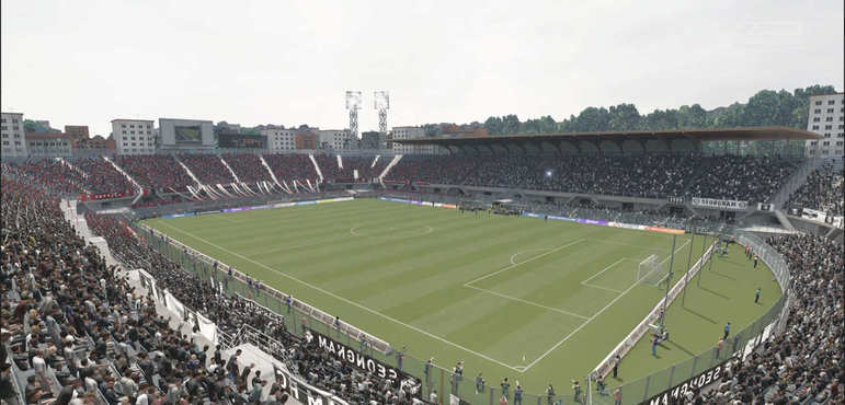 Estadio Presidente G Lopes - Genérico