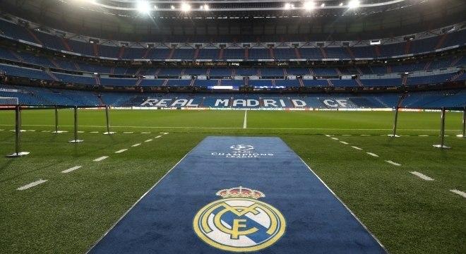 Santiago Bernabéu pode ser o palco da final da Libertadores deste ano