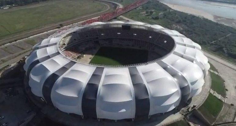 Estádio Único de Santiago del Estero - Santiago del Estero, Argentina - Inscrito para a final da Libertadores e da Sul-Americana de 2021, 2022 e 2023